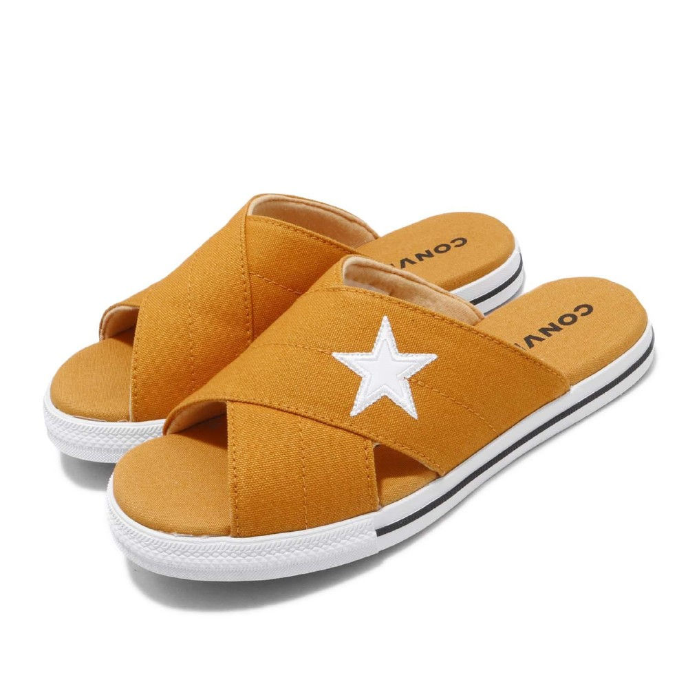 Converse 拖鞋 One Star Slide 女鞋 product image 1
