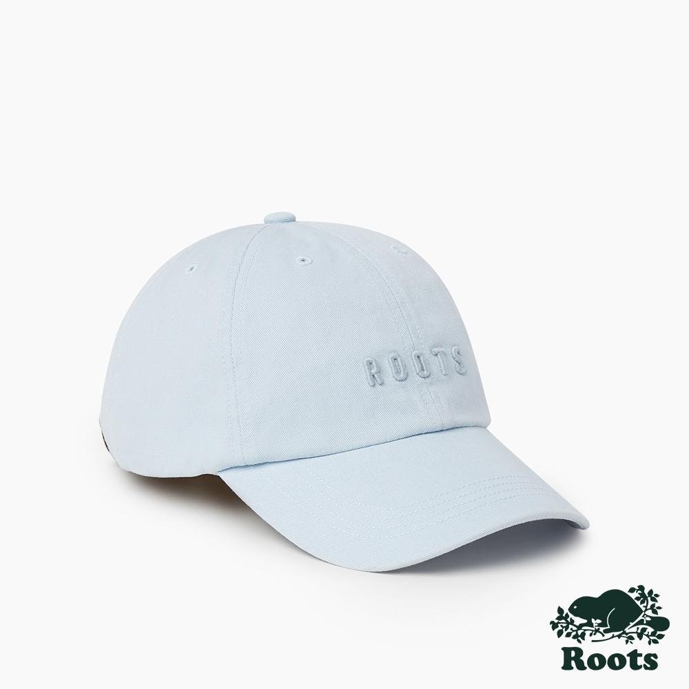 配件- 經典刺繡棒球帽-藍色