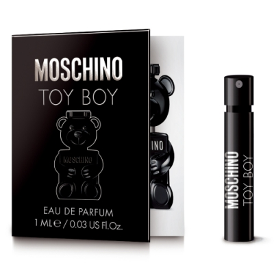 *MOSCHINO TOY BOY淡香精針管 1ml