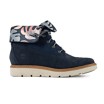 Timberland 女款海軍藍Kenniston靴 | A1PAS019