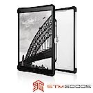澳洲STM Dux Shell iPad Pro 12.9吋 專用軍規防摔殼 - 黑