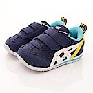 亞瑟士SUKU2機能鞋 復古基本款 ON86-5001藍(中小童段)