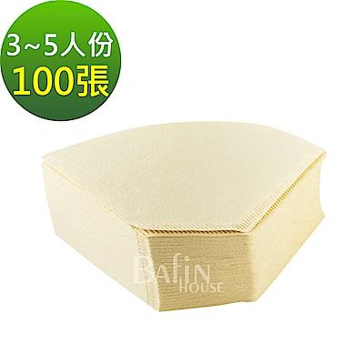 日本三洋 102咖啡濾紙100入(無漂白)