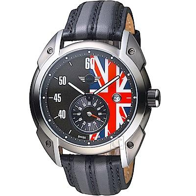 MINI Swiss Watches Cooper英國復古賽車錶(MINI-160305)