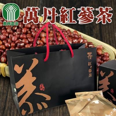 【萬丹鄉農會】萬丹紅蔘茶(5gx12包)x2盒