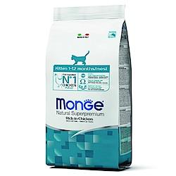 Monge Natural 天然特選 幼貓 1.5KG