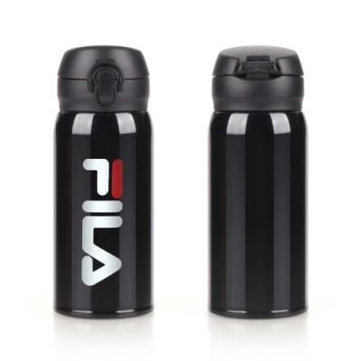 FILA 保溫瓶330ml 黑白紅