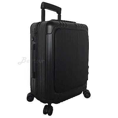 Rimowa Essential Sleeve Cabin 21吋登機箱 (霧黑色)
