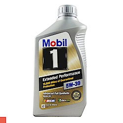 MOBIL 1 extended performance EP 5w30 全合成機油