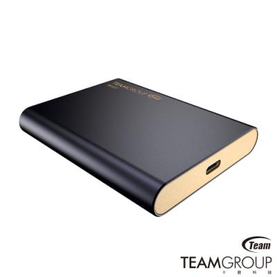 TEAM 十銓 PD400 240GB USB3.<b>1</b> Type C SSD 外接式固態硬碟