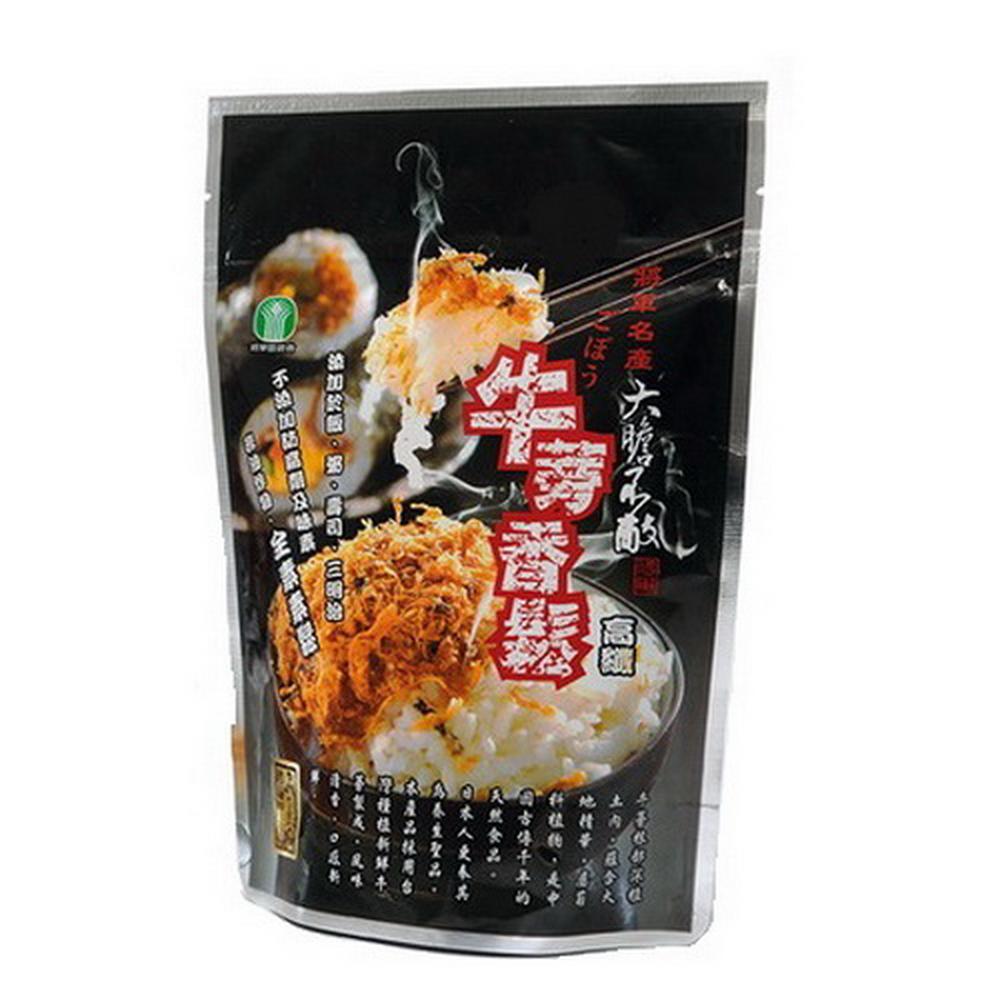 將軍區農會  牛蒡香鬆 辣味海苔(220g)