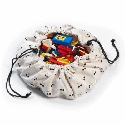 【比利時 Play & Go】玩具整理袋 聯名款-迷你個性櫻桃