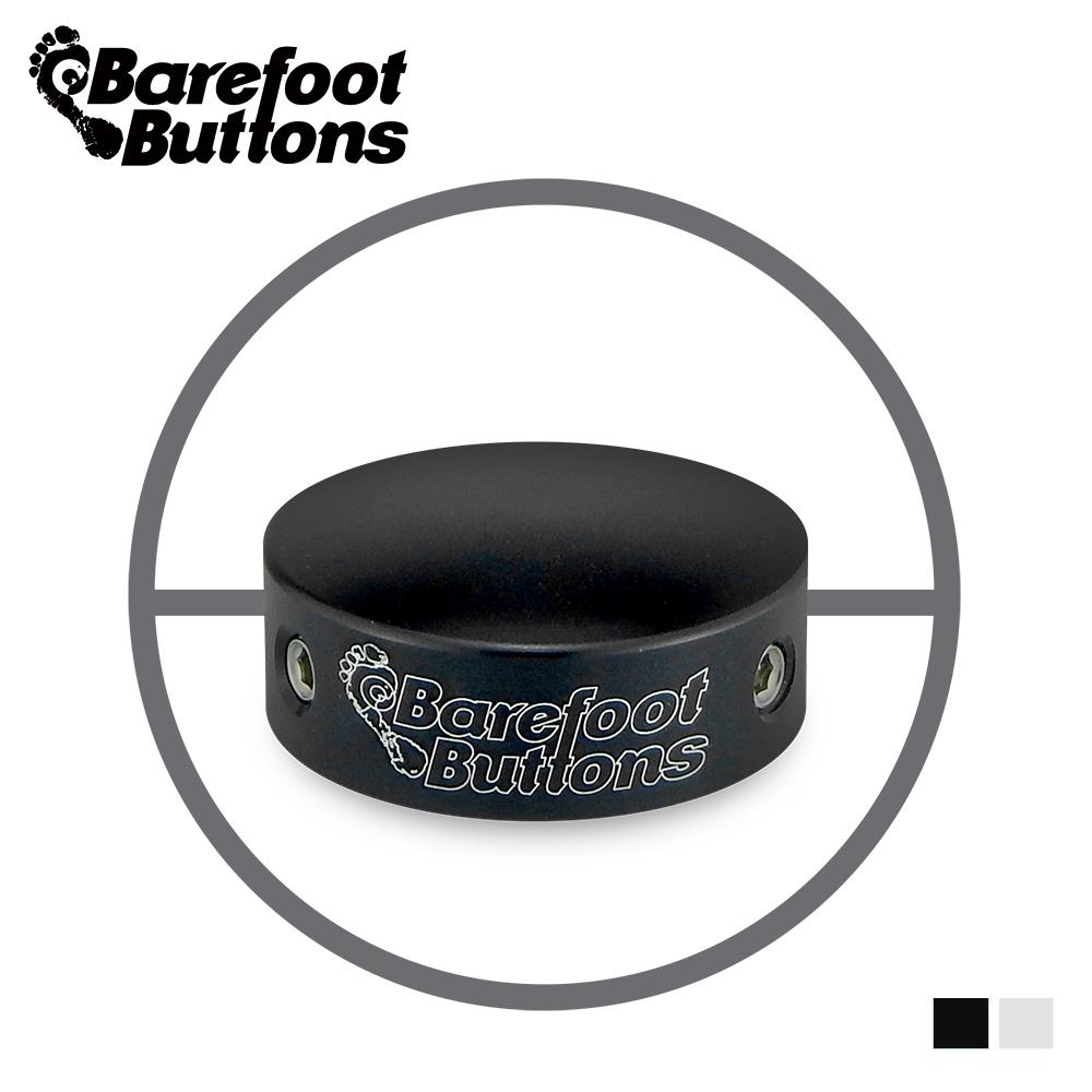 Barefoot V1 Big bore 航太級鋁合金踩釘帽 雙色款