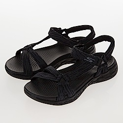 SKECHERS(女)健走系列涼鞋ON THE GO 600-15319BKGY