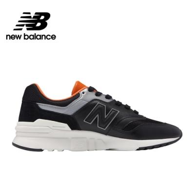 【New Balance】 復古鞋_CM997HGB-D_男性_黑色