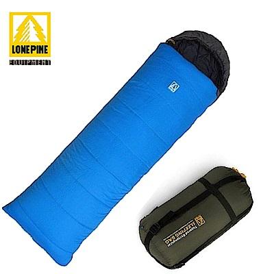 澳洲LONEPINE 信封式防水極地保暖睡袋 兩色任選