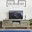 H&D 莎拉鄉村系列實木電視櫃