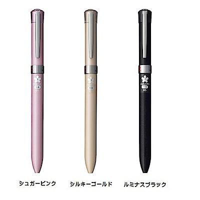 UNI SXE3-601-05多機能三色旋轉溜溜筆