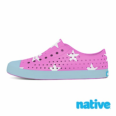 native JEFFERSON PRINT 男/女鞋-葡萄藍莓