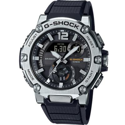 CASIO G-SHOCK 藍牙連線功能運動錶(GST-B300S-1A)