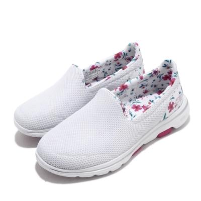 Skechers 休閒鞋 Go Walk 5-Flowery 女鞋