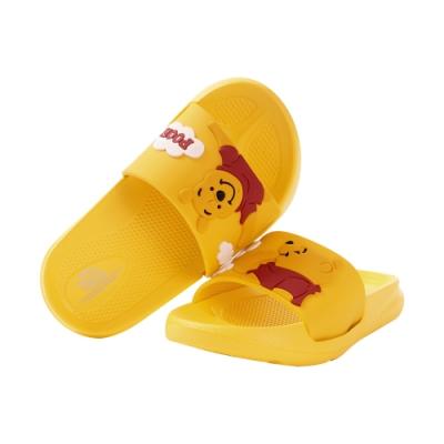 兒童台灣製迪士尼小熊維尼美型拖鞋 sd3026 魔法Baby