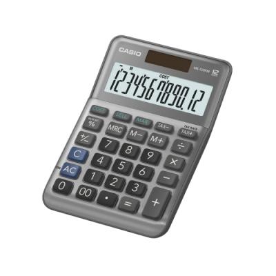 CASIO卡西歐-12位數商用計算機(MS-120FM)