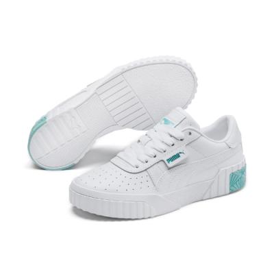 【PUMA官方旗艦】Cali Jr 休閒鞋 孩童 37284312