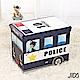 佶之屋 卡通玩具儲物收納座凳箱 product thumbnail 1