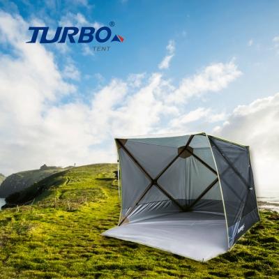 【Turbo Tent】Quick Shelter 200 野餐帳(野餐 海邊 遮陽帳)