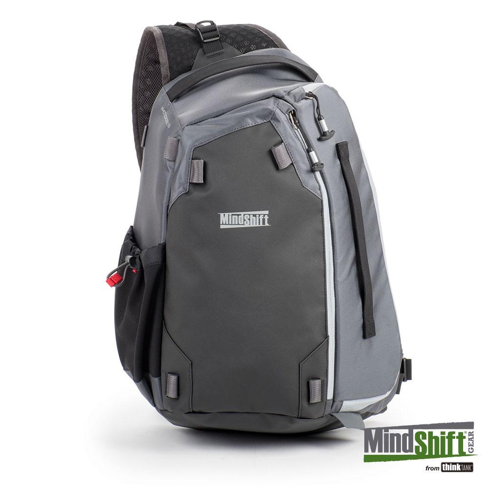 MindShift Gear曼德士 PhotoCross 13 橫渡者斜背包(炭灰)