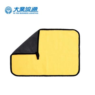 大業流通-超細纖維打蠟洗車兩用布(30x40cm) TA-A096