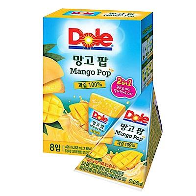 韓國Dole 果汁/冰棒-芒果口味( 62 mlx 8 入)