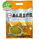台糖 南瓜蔬菜珍穀6袋(22gx12包/袋)