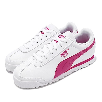 Puma 慢跑鞋 Roma Basic 低筒 運動 童鞋