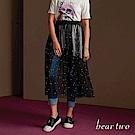beartwo 星空釘珠紗裙(兩色)