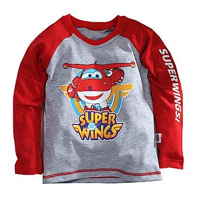 Super Wings純棉長袖T恤 k60819 魔法Baby
