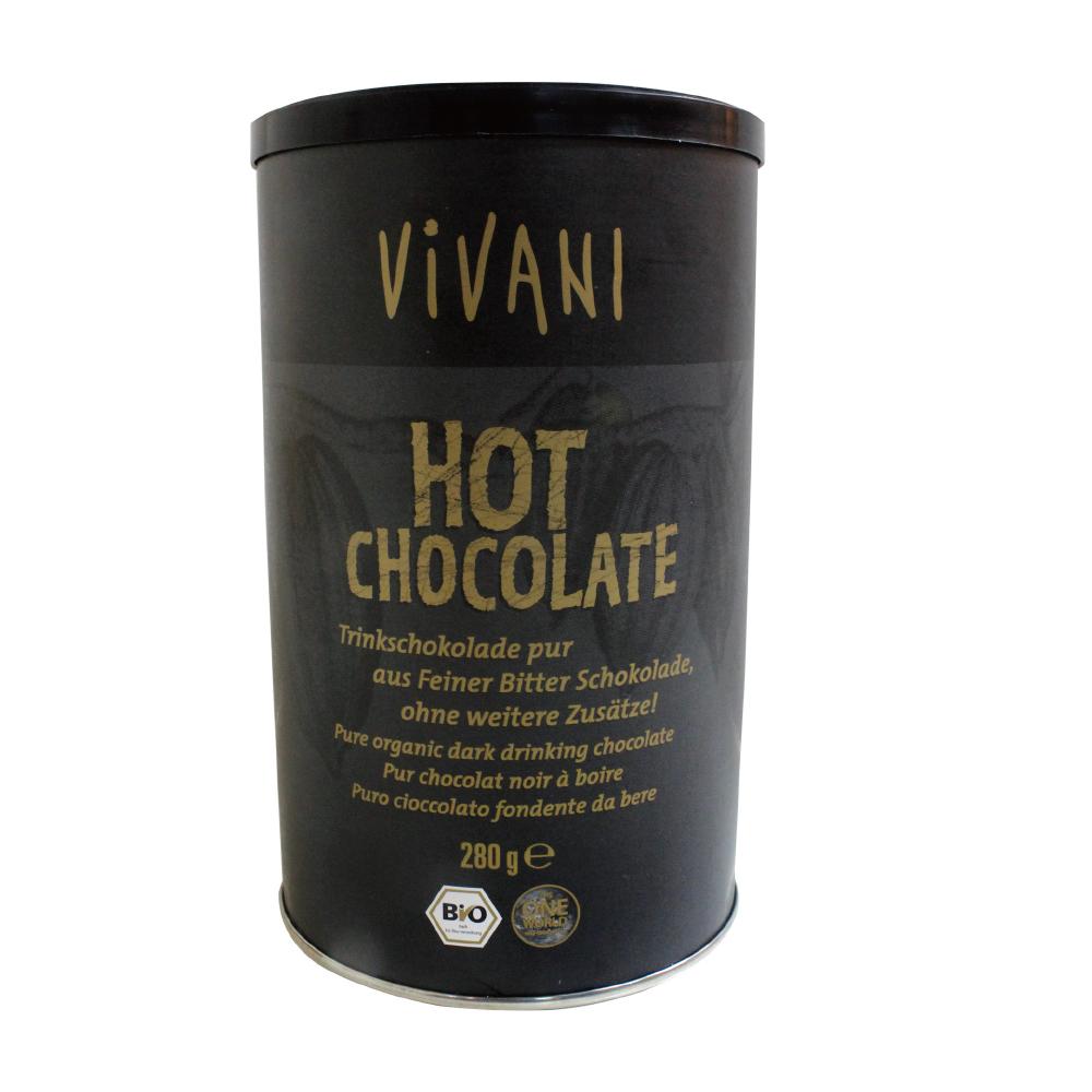 Vivani 有機巧克力碎片(280g)