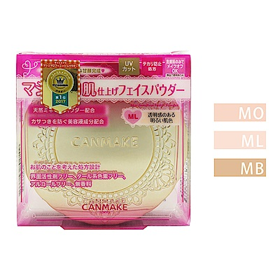 CANMAKE 棉花糖蜜粉餅10g