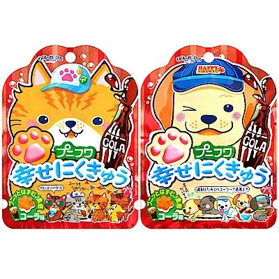 扇雀飴 幸福QQ軟糖-可樂風味(30g)