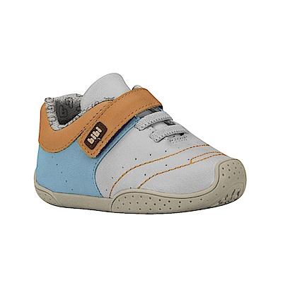 巴西BiBi童鞋_休閒鞋-灰黃白923089