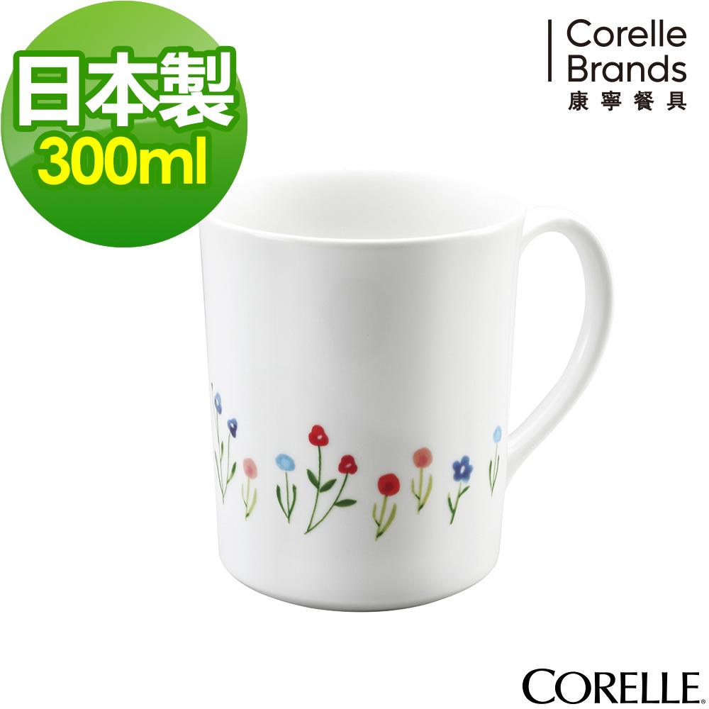 CORELLE康寧 春漾花朵300ml馬克杯