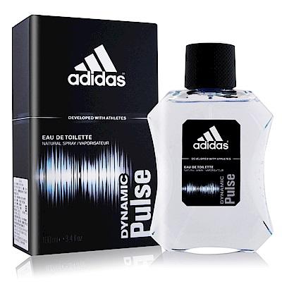 ADIDAS 愛迪達 青春活力男性淡香水 100 ml