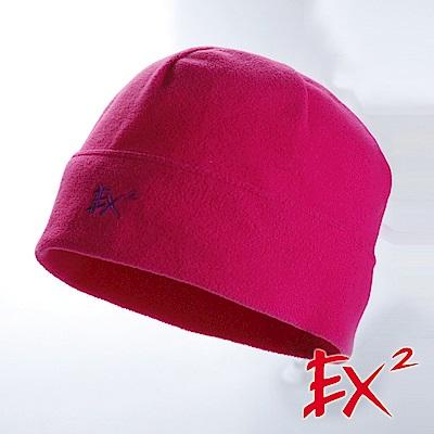 德國EX2-POLARTEC圓帽-洋紅