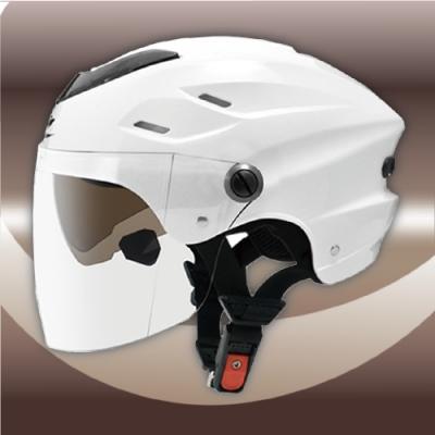 【ZEUS】125FC 素色 多色可選 男女通用 成人雪帽(安全帽│機車│內襯│鏡片│通風│GOGORO)