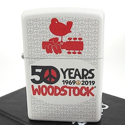 ZIPPO 美系~Woodstock-胡士托音樂節50週年紀念打火機