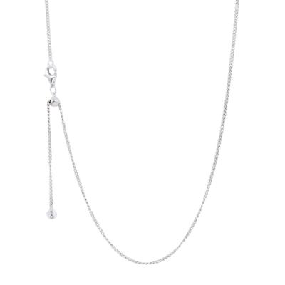 Pandora 潘朵拉 經典925純銀可調式項鍊
