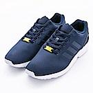 ADIDAS-男女休閒鞋M19841-深藍