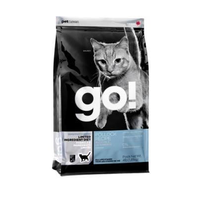 Go! 低致敏鱈魚 4磅 全貓 無穀天然糧