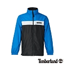 Timberland 男款深寶藍撞色連帽外套|A1O8L